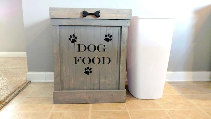 Cómo almacenar alimentos para mascotas de la manera correcta