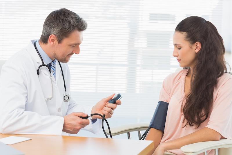Los síntomas de la presión arterial alta