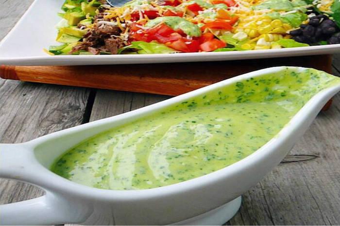 El aderezo para ensaladas más saludable
