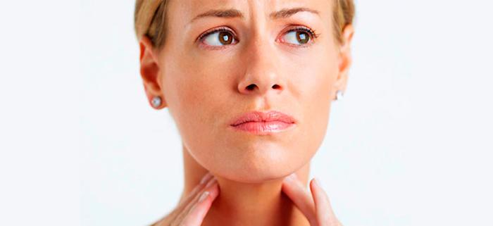 Pérdida de voz y el dolor de garganta