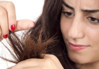 Tratamiento en el hogar para el cabello dañado
