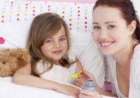 Cómo tratar la tos seca en los niños