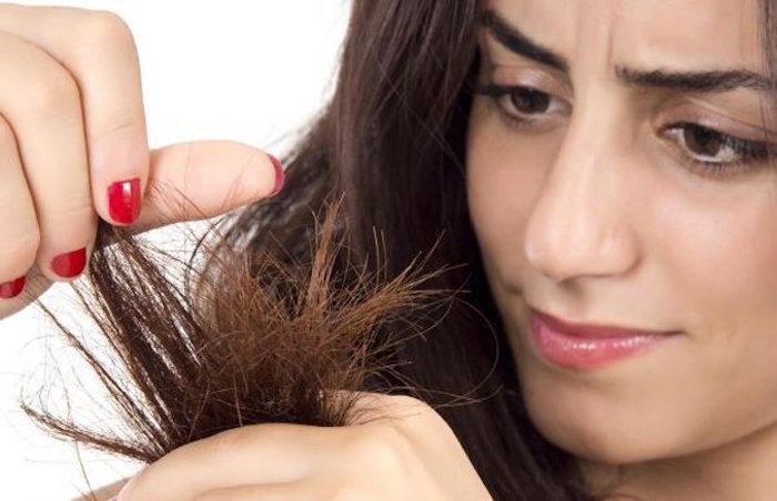 Tratamiento en el hogar para el cabello opaco