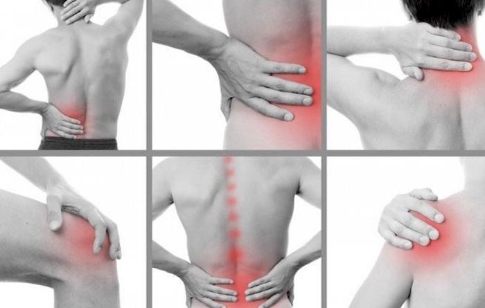 El tratamiento casero para el dolor articular