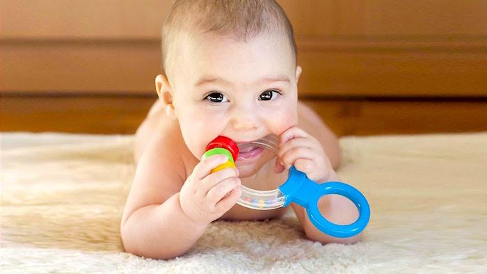 El tratamiento de una dentición del bebé