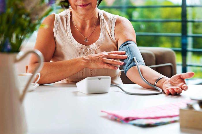Tratamiento en el hogar para la presión arterial baja