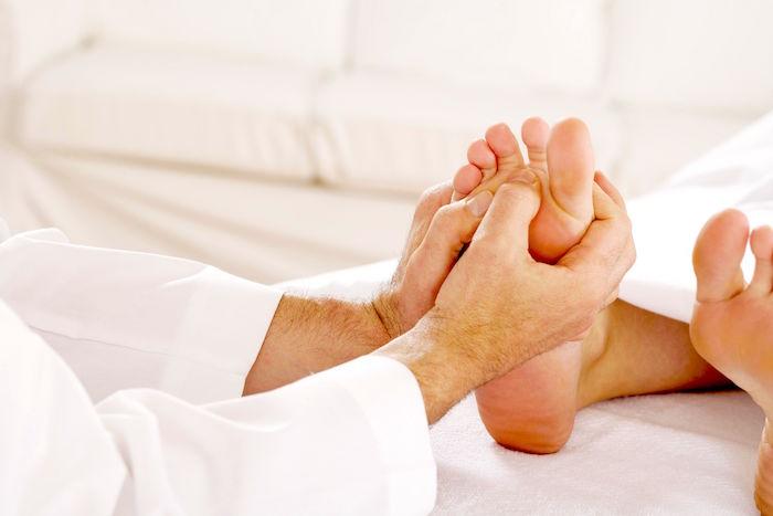 El tratamiento casero para metatarsalgia