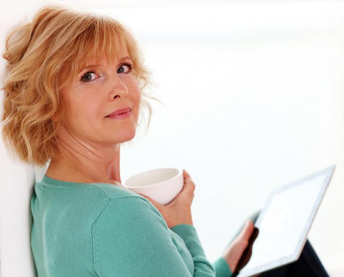 El tratamiento casero para la menopausia