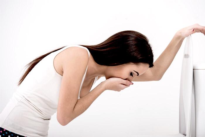 Complicaciones del síndrome de vómito cíclico