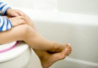 Síntomas de infección urinaria en niños