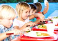 Alimentacion saludable en las escuelas