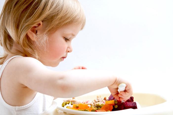 Dieta saludable para los ninos