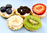 Ideas para bocados saludables