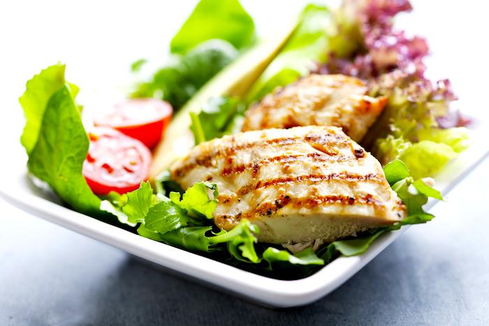 Plan para una dieta saludable