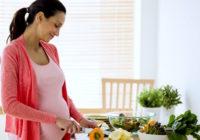 Plan de alimentacion saludable para las mujeres embarazadas