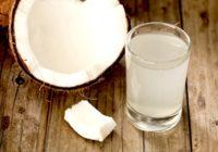 Beneficios para la salud del agua de coco