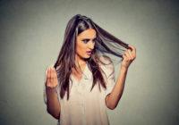 Causas de la perdida del cabello femenino