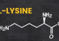 Acerca de los suplementos de lisina