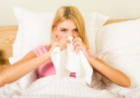 Cómo tratar una infección sinusal