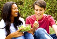 Adolescentes y buenos consejos de salud