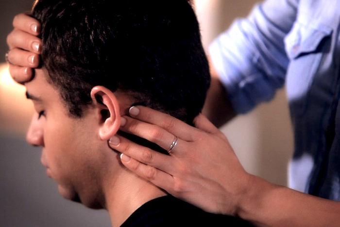 Dolor de cabeza en la parte posterior de la cabeza