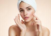 Use un gel de baño para el control del acné
