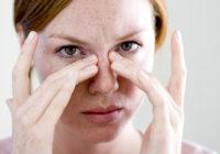 Prevención de pólipos nasales