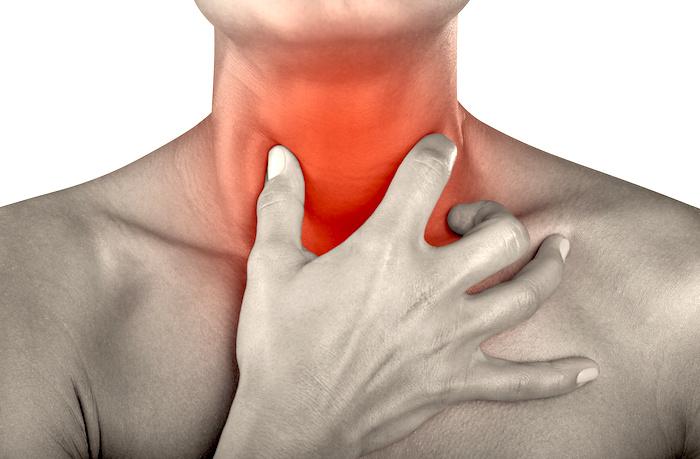 Hierbas para el dolor de garganta
