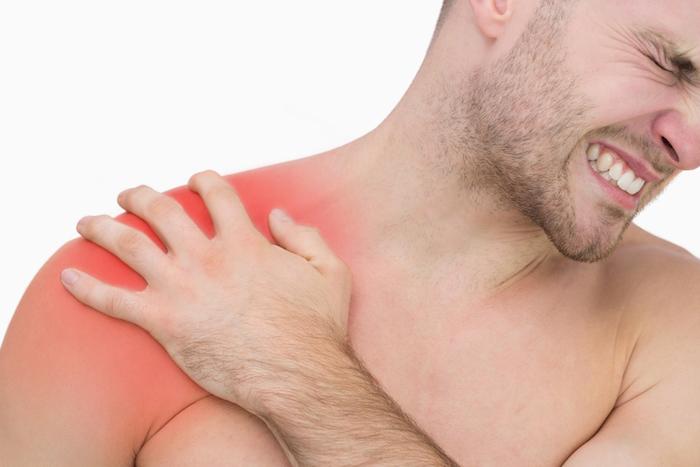 Dolor en la parte superior del hombro