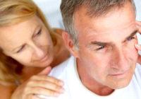Sintomas de la menopausia masculina