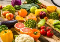 La mejor dieta de frutas y verduras