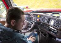 Consejos de salud para camioneros