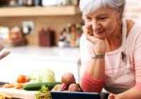 Consejos de alimentacion saludable para adultos mayores