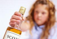 Los niños y el alcoholismo: una combinación insana