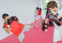 Movimientos de Kickboxing para principiantes
