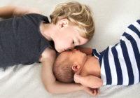 Cómo preparar a un niño para un nuevo hermano
