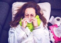 Síntomas de la gripe estacional
