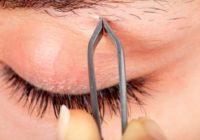 Métodos de depilación que han llegado y se han ido: pinzas electrónicas