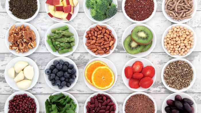 Planificación de comidas para una semana - planes de comida de dieta semanal