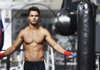 Rutina de entrenamiento de boxeo