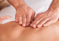 Elegir las técnicas correctas de masaje