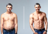 Perder grasa del vientre y obtener seis paquetes de abs