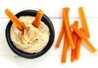 Receta saludable de Hummus