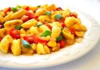 Comida jamaicana sana