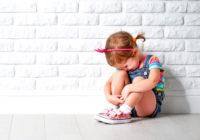 Causa de la depresión infantil