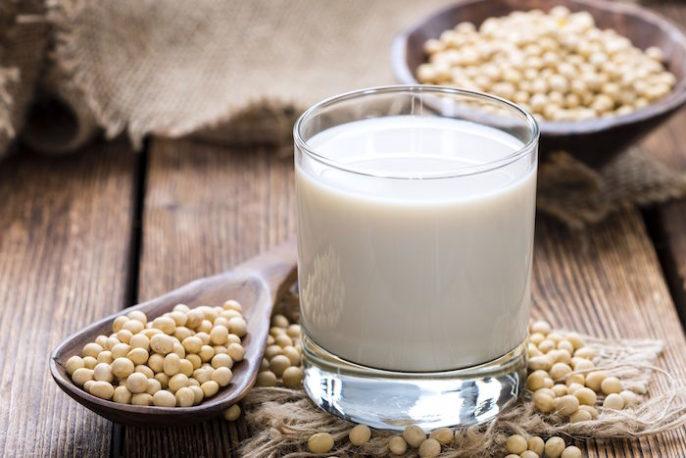 Beneficios para la salud de la leche de soja