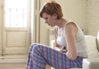Experimentando la menstruación dolorosa