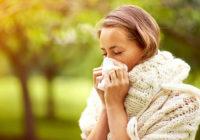 Senos nasales dolorosos en el embarazo