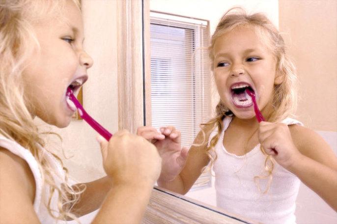Causas del mal aliento en niños