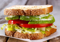 Sándwiches saludables